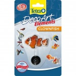 DecoArt Elements Clownfish Рыба-Клоун плав. декор на присоске
